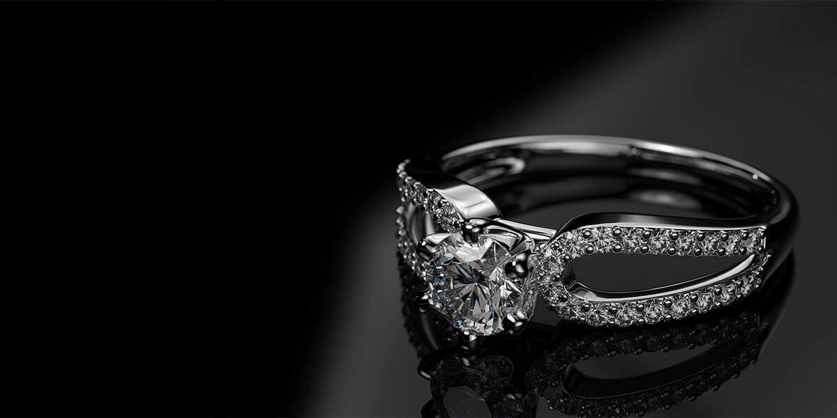 handmade diamond rings